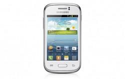Samsung Galaxy Young prednja strana